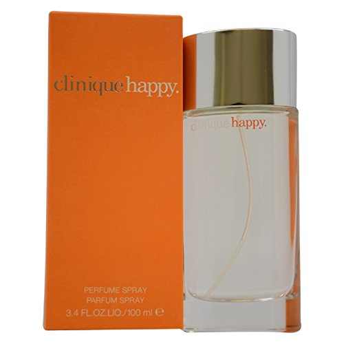 Happy By Clinique For Women, EDP, 3.4 Fl Oz (Women's Fragrances Best Sellers)