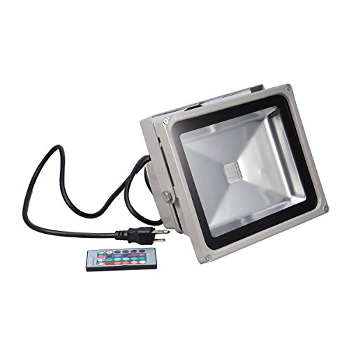 Outdoor Security Lights That Plug In: EconoLED Spotlights Security Light Led Flood Light RGB 30w