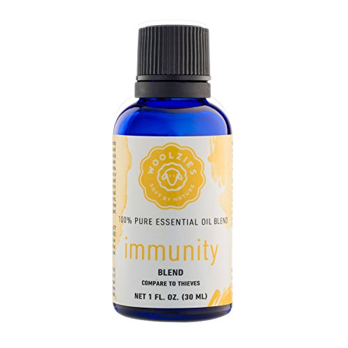 Woolzies Therapeutic Blend of Essential Oils (Immunity)