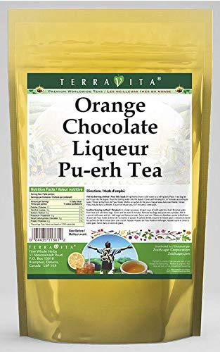Orange Chocolate Liqueur Pu-erh Tea (50 Tea Bags, ZIN: 540086) - 2 Pack