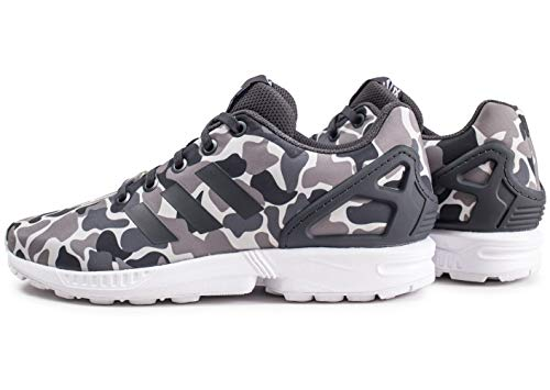 000 Zx carbon Chaussures Mixte ftwbla Flux Adidas J carbon Fitness De Gris Adulte aw7xZqd