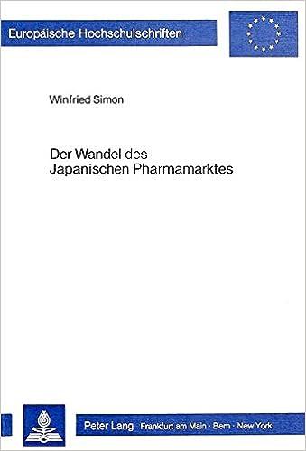 Descargar Libro Origen Der Wandel Des Japanischen Pharmamarktes: Eine Sozial-oekonomische Studie Cuentos Infantiles Epub
