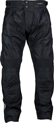 (Pilot Motosport Men's Omni Air Mesh Motorcycle Over Pants (34-36, V2) (Black, Large))