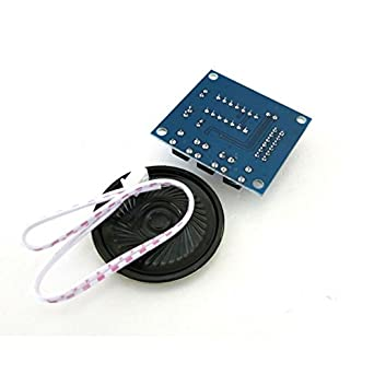ISD1820 Voice Recording Recorder Module With Mic Sound Audio Loudspeaker