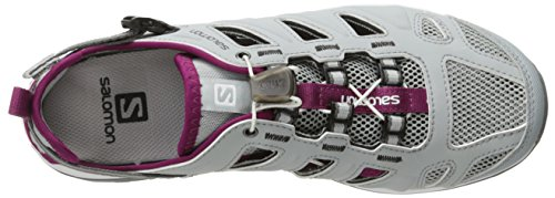 Deporte Purple Zapatillas Gris Onix para Salomon Exterior Cabrio White Ellipse Mujer Mystic de Light xIgwaOq