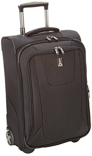 Travelpro Luggage Maxlite3 22 Inch Expandable Rollaboard, Black, One Size (Carry Luggage Travelpro On)
