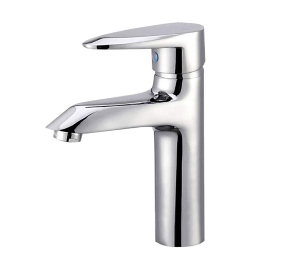 Basin Faucethot and Cold Water Faucet of Basin