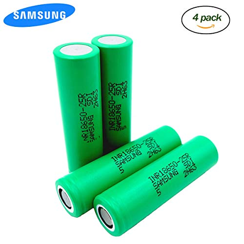 Top 10 E Cig Batteries of 2019 - Best Reviews Guide