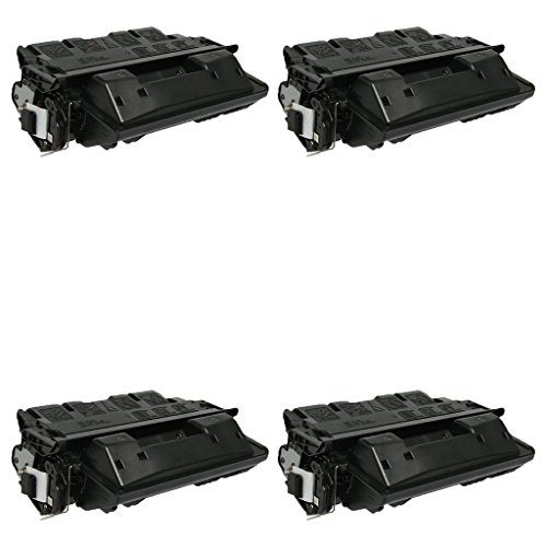 SuperInk 4PK C4127X High Yeild Toner Cartridge Compatible For HP 27X LaserJet 4050 usb-mac,LaserJet 4050n 10,000 (Apple Compatible Laser Toner Cartridge)