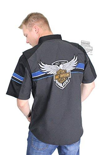 Man On Harley Davidson - 7