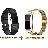 Milanese Stainless Bracelet Fitness Tracker Benefits