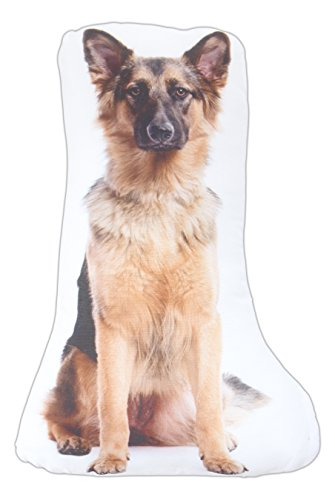"K&K 15"" x 8"" Dog Breed Accent Pillow (German Shepherd)"