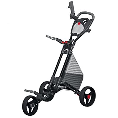 Spin It Golf Products GCPro II Push Golf Cart