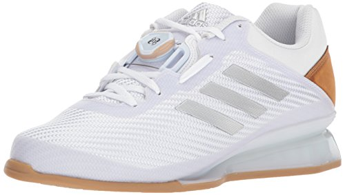 Flex Lifter (adidas Performance Men's Leistung.16 II. Cross Trainer, White/Metallic Silver/Gum, 7 M US)
