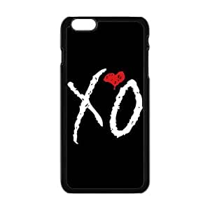 """Danny Store Hardshell Cell Phone Cover Case for New iPhone 6 Plus (5.5""""), XO The Weeknd WANGJING JINDA"""
