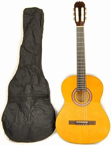 Clásica Guitarra Acústica para Zurdos tamaño completo (38 cm ...