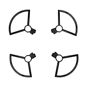DJI CP.PT.000787 Spark Propeller Guard, Black, 1