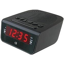Gpx Digital Am/Fm Clock Radio