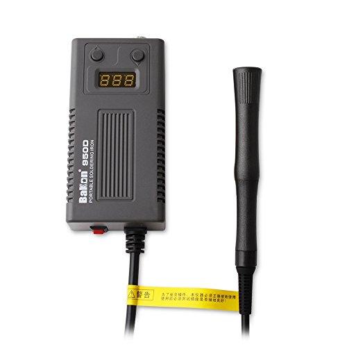 BK950D estación de soldadura portátil blanca estación de soldadura digital constante de temperatura antiestática...