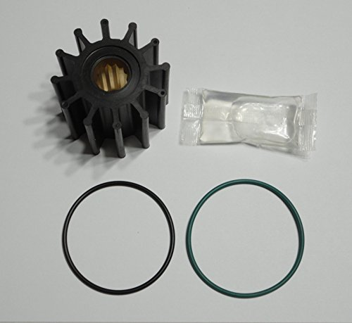 Impeller Kit For 2006 and Newer Replaces Volvo Penta 21213664 Sierra (Early Engine Mount)