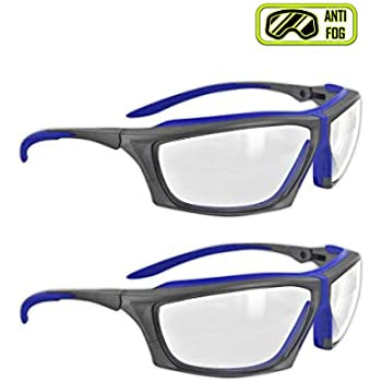 Amazon.com: Pyramex Endeavor Plus - Gafas de seguridad: Home ...