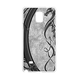 Artistic horse pattern artware Cell Phone Case for Samsung Galaxy Note4