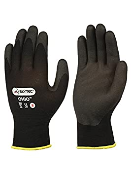 Glove Ohio Black Safety 4.1.3.1-Size 7 skytec