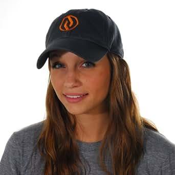 Crowdrise Chazz Reinhold Hat (Small, Navy / Orange)