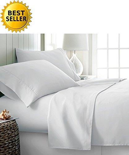 Ordinaire Celine Linen Best, Softest, Coziest Bed Sheets Ever! 1800 Thread Count  Egyptian Quality Cotton Wrinkle Resistant Sheet Set, Pillowcases , Duvet  Cover, ...