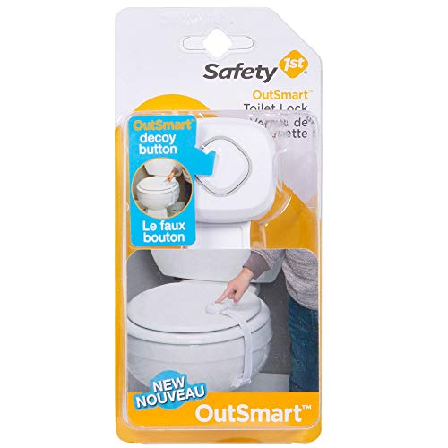 Safety 1st OutSmart Toilet White product image