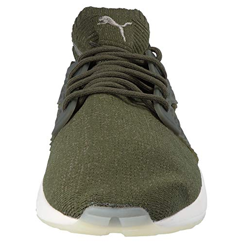 Falcon Cage White Night Evoknit olive Whisper Olive Blaze Unisexe Chaussures Adultes Puma zq54S