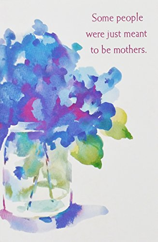 Some People Were Just Meant To Be Mothers - You're Everything Special That A Mom is Meant To Be - Happy Mother's Day Greeting Card