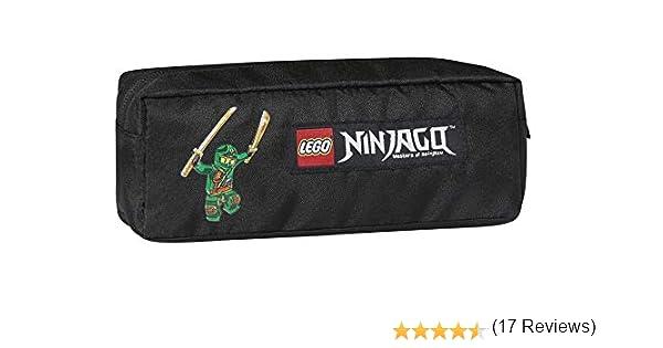 Lego Vline Ninjago Lloyd Estuches, 21 cm, 1 Litro, Negro: Amazon.es: Equipaje