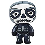 Mazeshop Battle Royale Game Halloween Skins Skull Trooper Plush Figure Stuffed Doll 8 inch