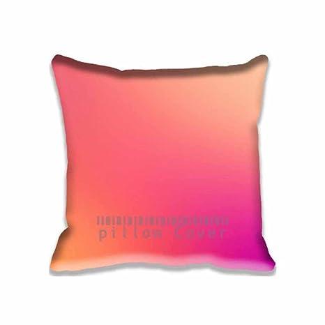 Amazon.com: Casa Cojín de poliéster Square algodón Cubre ...
