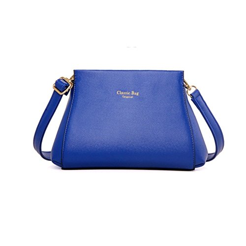 HNYEVE HB1200065C4 Spring PU Women's Handbag,Vertical Section Square Small Square Package