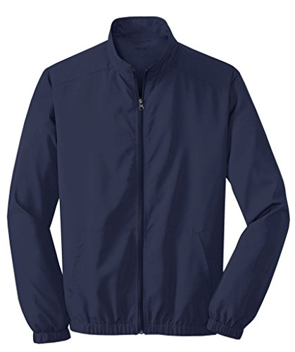 Joe's USA tm Men's Lightweight Jacket-True Navy-XL by Joe's USA