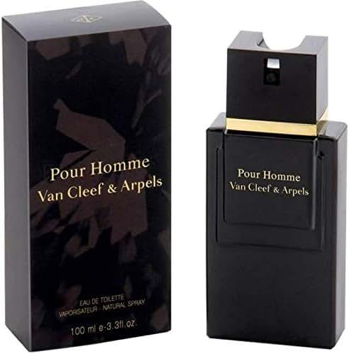 Van Cleef & Arpels Pour Homme Edt Spray 100 Ml / 3.3 OZ.