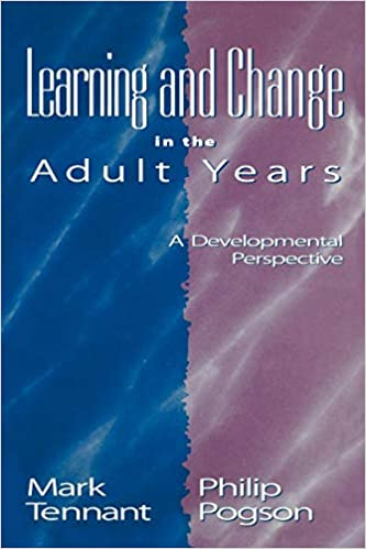 Thought differently, developmental adult education apologise