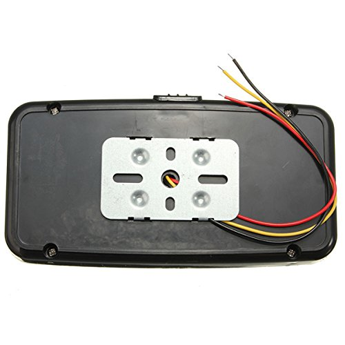 Ils 36 12V LED Deckenhaube Dach Innenbeleuchtung Wei/ß Lampe f/ür Auto Auto Van Fahrzeug LKW Boot