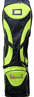 Birdie Babe Ladies Golf Club Bag Travel Cover Lime Green