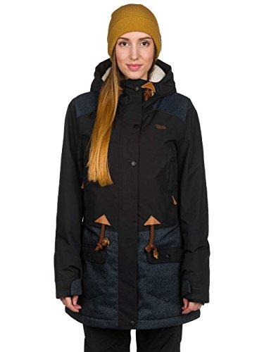 Mujer Chaqueta Horsefeathers Faith Jacket Azul pqnqdFa