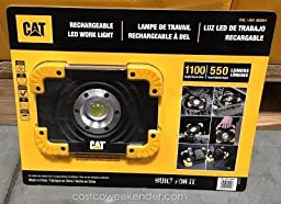 Rechargeable Work Light CAT CT3515 Amazon