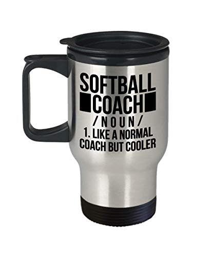 Funny Novelty Gift For Softball Coach Softball Coach.