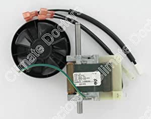 Carrier carrier bryant draft inducer motor 318984753 for Carrier furnace inducer motor replacement