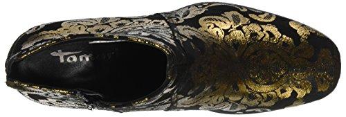 Tamaris black gold Noir Femme Bottes 25967 rzRrA
