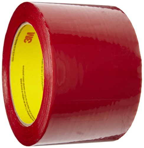 3M Construction Seaming Tape 8087 Red, 72 mm x 50M,  2 13/16 in x 55 yd ()