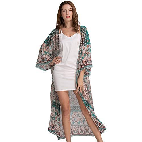 Women's Loose Kimono Cardigan