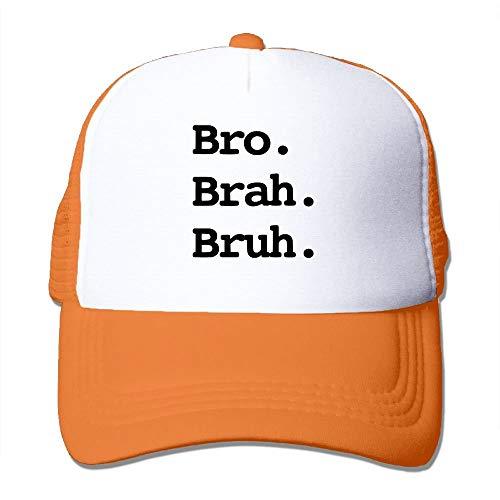 Elite Hat Foam Mesh - Discoveredthesecret Big Foam Snapback Hats Mesh Back Adjustable Cap Orange