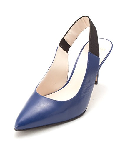 Pointue Orteil Marlissam Classique Haan Slingback Femmes Cole Pompes Bleu wIqxUIar